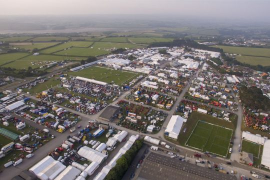 Royal Cornwall Showground to become COVID-19 vaccination site